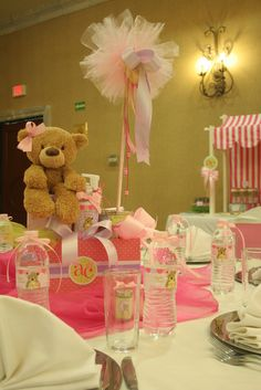 Baby Shower Party Ideas | Photo 6 of 14 | Catch My Party