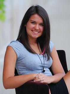 6b3c3de7b41e6 CAS Intern of the Week  Advertising Student Elizabeth Izzo!