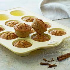 Gulerodsmuffins | Prøv Mette Blomsterbergs opskrift på gulerodsmuffins