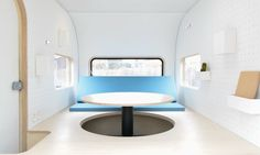 Adorable #dojowheel camper combines Bedouin freedom with Japanese minimalism | Inhabitat - Green Design, Innovation, Architecture, Green Building