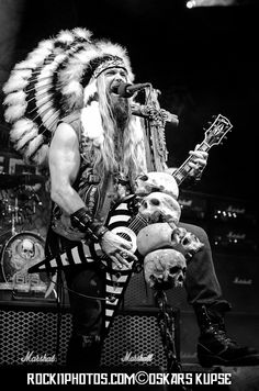 Slideshow « » Black Motherfucking Label Society rock'n'photos.com