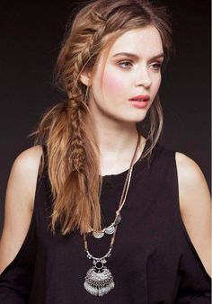 Not your ordinary braid.