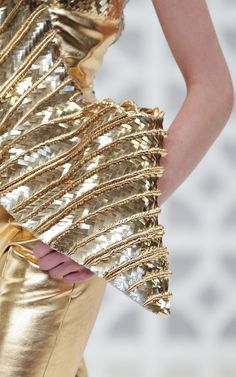 Maticevski FW15 Capsule Trunkshow Look 21 on Moda Operandi