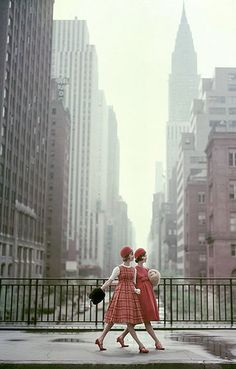 New York + fashion + 1950's. Whats not to love?