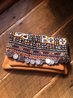Vintage textile Banjara Clutch/Purse Bag by zencottage on Etsy, $64.00