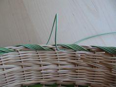 21) Obtáčená zavírka - Pedig a košíky Wicker Baskets, Home Decor, Hampers, Interior Design, Home Interior Design, Home Decoration, Decoration Home, Interior Decorating
