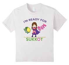 Kids Sukkot Gift Idea - I Am Ready for Sukkot T Shirt for... https://www.amazon.com/dp/B01LWI4D57/ref=cm_sw_r_pi_dp_x_qP25xb4NN65T7