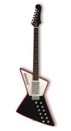 """First Act Guitar Custom Shop Rick Nielsen's (Cheap Trick) """"Bettie"""""""