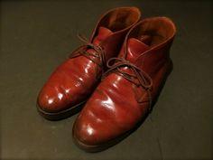 Clarks Chukka Boots 1987