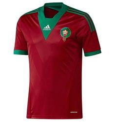 adidas | Marrocos resgata camisa campeã para Copa Africana 2013 - Futebol Marketing