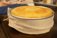 How to Bake Perfect Cakes (Baking Flat Topped Cakes... no domes!)