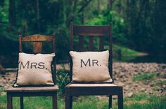 Another example of the natural, rustic, feel we are going for with the hessian pillows Fall Wedding, Our Wedding, Wedding Reception, Dream Wedding, Wedding Ideas, Shabby Chic Crafts, Vintage Shabby Chic, Wedding Furniture, Vintage Furniture
