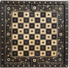 Chess and goose game board Date: 16th century Culture: Northern Italian