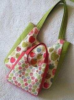 Mother-Daughter Bag patterns