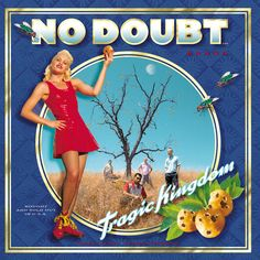 #1 album the last two weeks of December 1996 the month of January, the first two weeks and the last week of February 1997: No Doubt - Tragic Kingdom