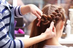 Braids can make different hairstyles a lot more interesting. Following that, you need to braid the 3 braids together into one large side braid. Continue Reading →