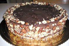Mozart Cake - Joy of Kosher Passover Recipes, Jewish Recipes, Israeli Recipes, Passover Desserts, Dark Chocolate Mousse, Melting Chocolate, Chocolate Cakes, Chocolate Pavlova, Cake Recipes
