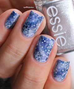 Essie 2015's blues galaxy