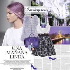 """Pastel Hair"" by katerinasalvatore on Polyvore"