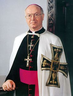 65th  Master of Teutonic Knights, Bruno Platter