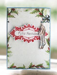 Migdalis Moreno: Tarjeta imprimible Printable card