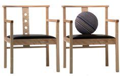 喜多俊之の椅子 AJI-arm