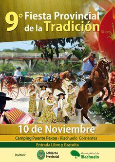 Riachuelo: Fiesta Provincial de la Tradición #ArribaCorrientes
