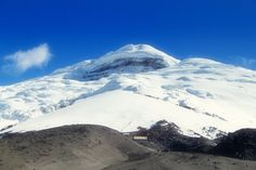 Cotopaxi - Christopher Carswell