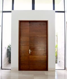 Borano Modern Doors - contemporary - front doors - miami - Borano