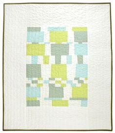 Modern Boy's quilt  #quilt #quilting #longarm #machinequilting #tinlizzie18