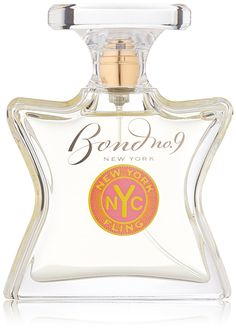 Bond No. 9 New York Fling for Women Eau De Perfume Spray, 1.7 Ounce. It is recommended for casual use. All skin types. Long lasting fragrance.