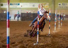 California High School Rodeo Association's Interdistrict Rodeo ... Barrel Racing Horses, Barrel Horse, California High School, Pole Bending, Western Pleasure Horses, Track Quotes, Nike Quotes, Rodeo Life, Western Riding
