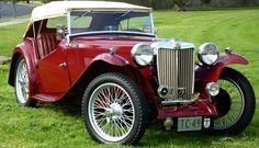 Vintage Sports Cars, British Sports Cars, Retro Cars, Vintage Cars, Mg Cars, Classy Cars, Old Classic Cars, Car Buyer, Unique Cars