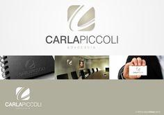 Logotipo Carla Piccoli Advogada.