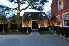 Stunning garden lighting by John Cullen