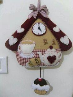 Casinha hora do chá