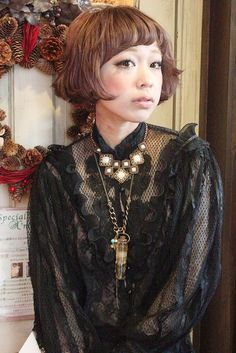 Kaori, Grimoire online shop.    This is gorgeous.