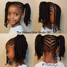 55 Ideas hair natural kids for 2019 Smart Hairstyles, Lil Girl Hairstyles, Black Kids Hairstyles, Natural Hairstyles For Kids, Kids Braided Hairstyles, Natural Cornrow Hairstyles, Wedding Hairstyles, Little Girl Braids, Black Girl Braids
