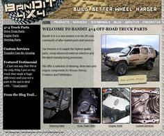 Website redesign project for New Jersey truck parts dealer. View project details at: http://sbmwebsitedesign.com/new-jersey-truck-parts-ecommerce/