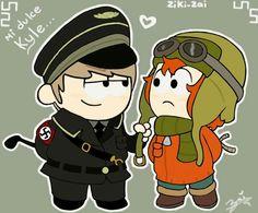 Cartman x Kyle
