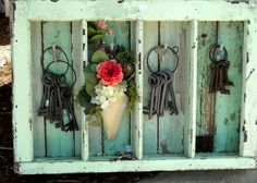 love old keys!