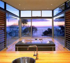 Stuart Tanner Architects – Australia. Pirates Bay House – Eaglehawk Neck