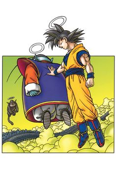 Dragon Ball Kanzenban Volume #28 - Poster