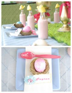 Kid Easter Party Ideas