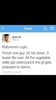 Bollywood logic #desi #asian #www.asianlol.com