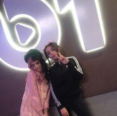 Melanie Martinez and Charli XCX