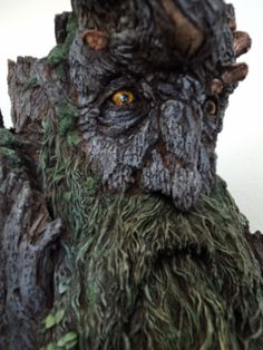 Sideshow Weta collectibles Treebeard polystone sculpture with custom paint by me :) One of my favorites of this series