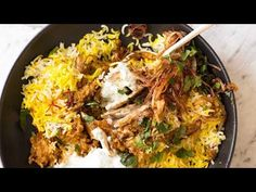 Biryani is a celebration of all that is great about Indian food! The aromas, the vibrant colour, that fluffy rice. Choose from a chicken biryani, vegetable biryani or other protein of choice. Fried Fish Recipes, Chicken Recipes, Biryani Chicken, Chicken Tikka, Recipetin Eats, Vegetable Curry, Biryani Recipe, Indian Dishes, Rice Dishes