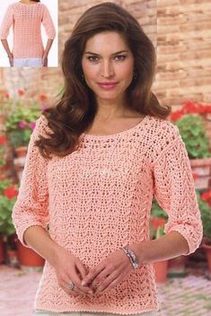 Fabulous Crochet a Little Black Crochet Dress Ideas. Georgeous Crochet a Little Black Crochet Dress Ideas. Gilet Crochet, Crochet Shirt, Crochet Jacket, Crochet Cardigan, Crochet Sweaters, Crochet Stitch, Crochet Sweater Patterns, Knitting Patterns, Blouse Patterns