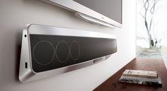 Philips Fidelio SoundBar: nueva barra de sonido 5.1 con novedades tecnológicas que deberían ser un estándar.
